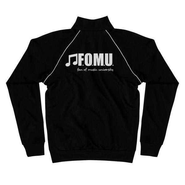 F.O.M.U. Piped Fleece Jacket