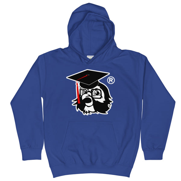 Fan of Music University Kids Hoodie
