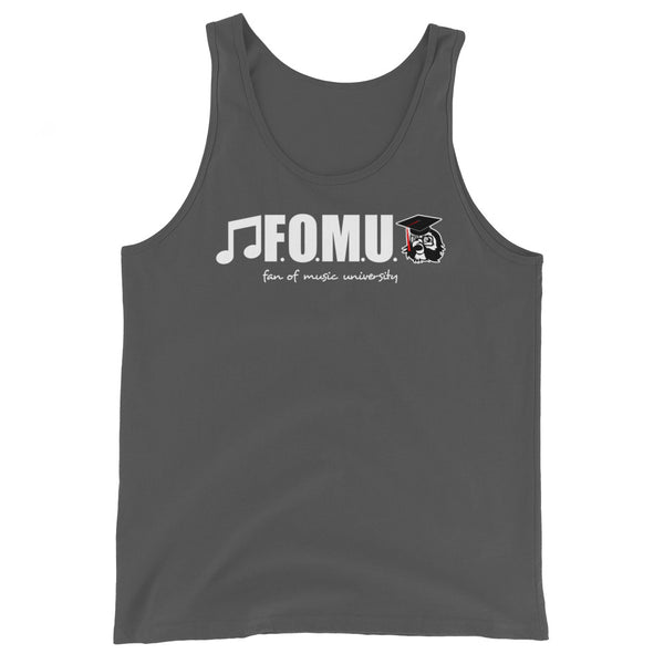 F.O.M.U. Cool Down Muscle Tank Top