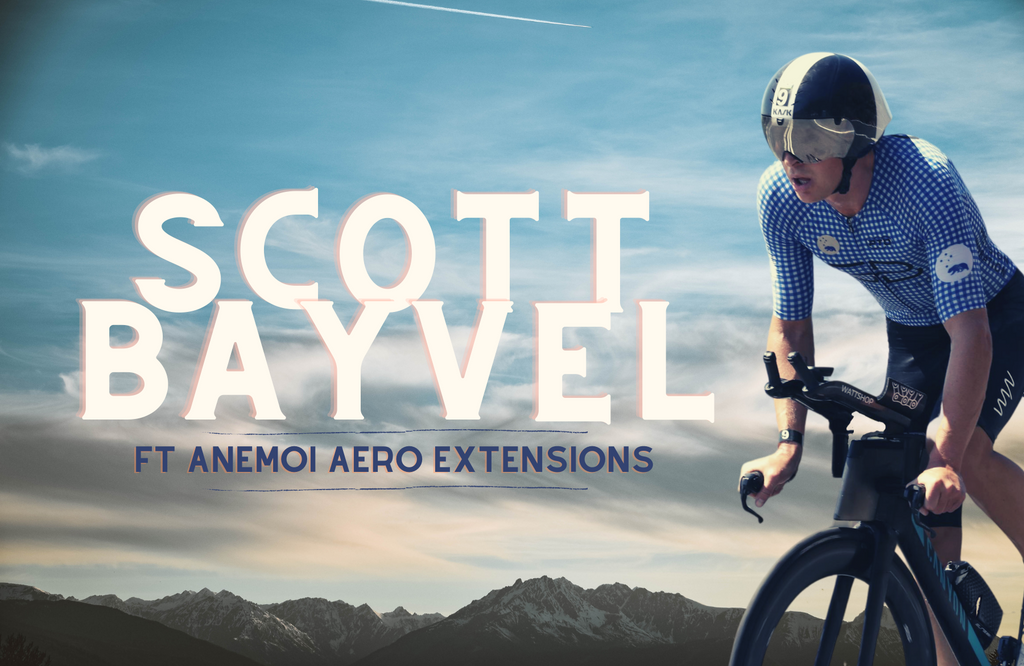 Get to know: Scott Bayvel ft Anemoi Aero Extensions