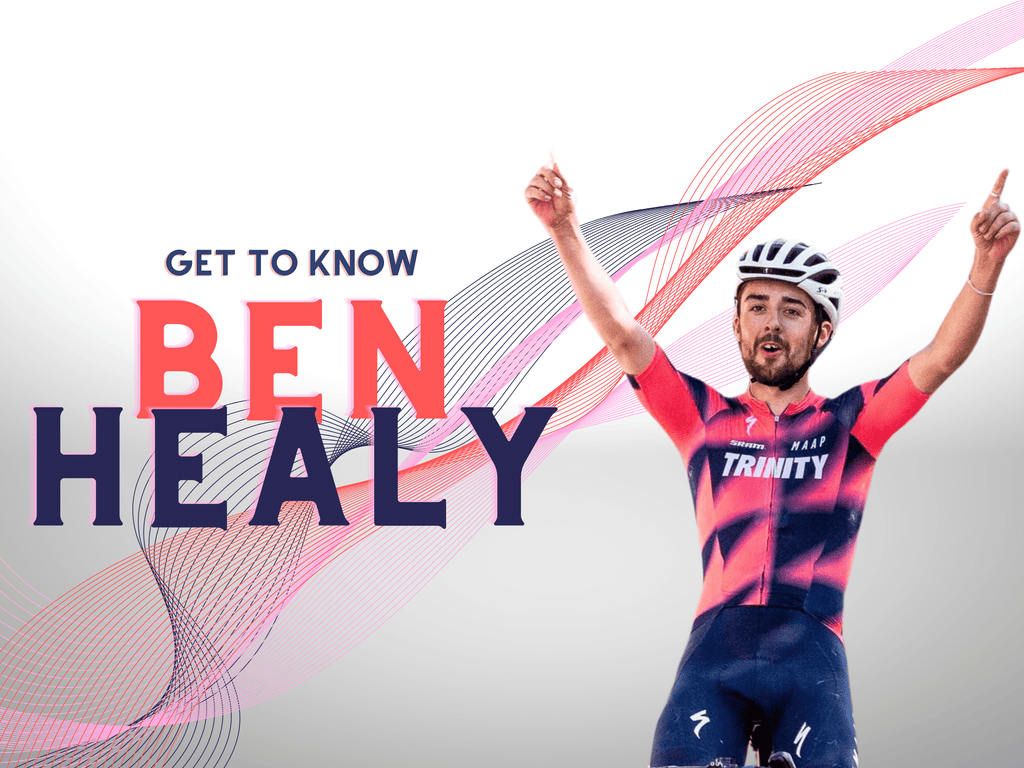 Get to know: Ben Healy