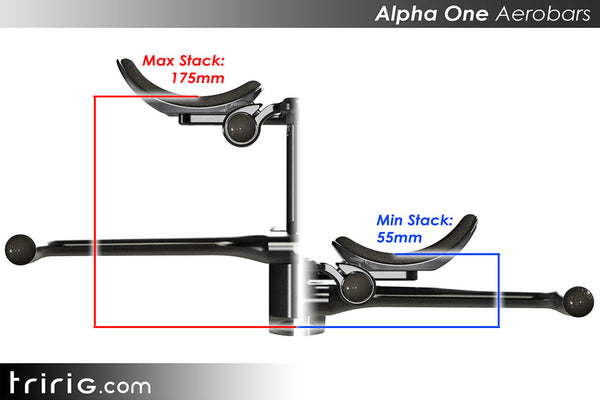 Alpha One Aerobars