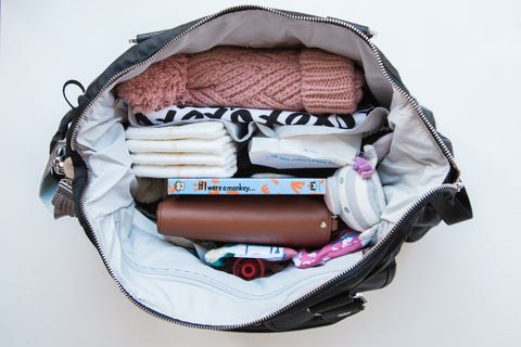 23ba886685b Here s the thing about diaper bags  they have the potential to be the best  thing that s ever happened to a mother — what with all those pockets  perfect for ...