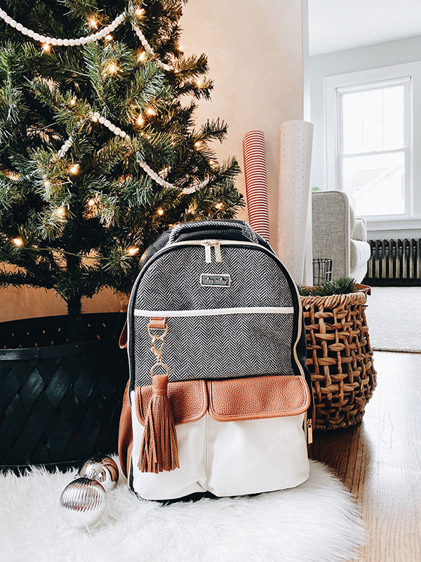 Bag by the Tree