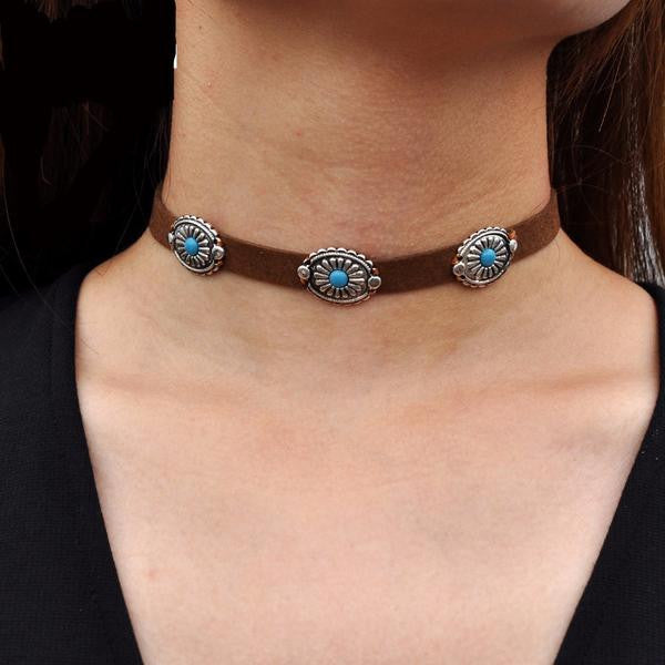 Chokers: The New Bolo Tie in Western Jewelry