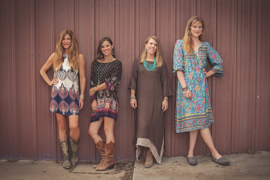 Check Out What's New!  A Dress Line Just In Time For Fall