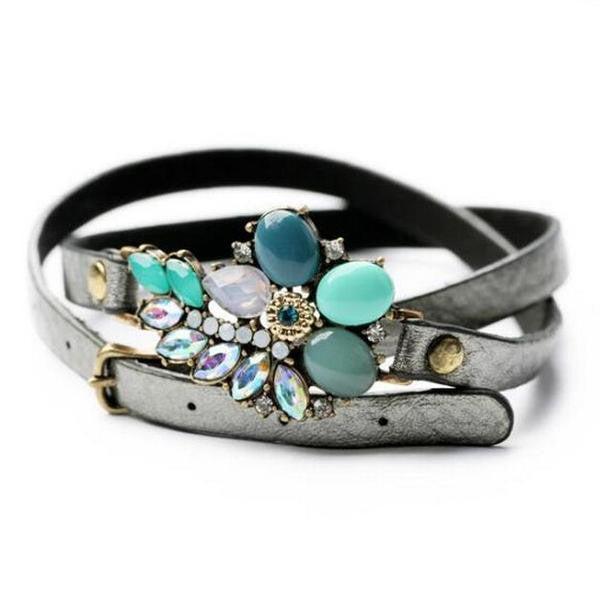 Make a Bold Statement with Layered Bracelets