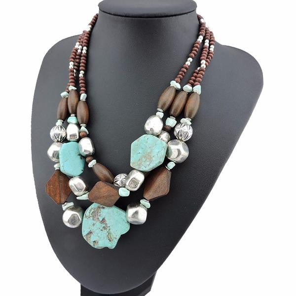 Mineral Jewelry Spotlight: An Earthy Trend for Summer 2017
