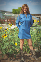 Altai Denim Dress