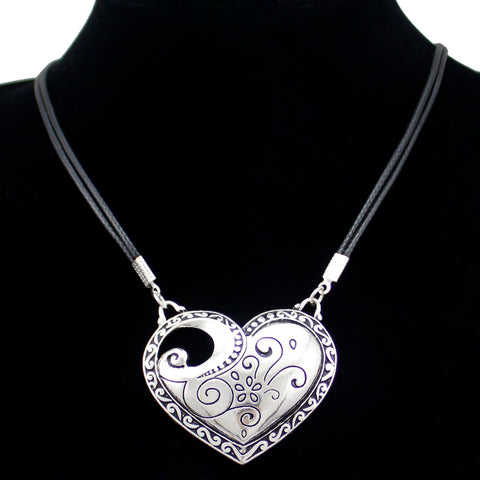 Cocheta Heart Necklace