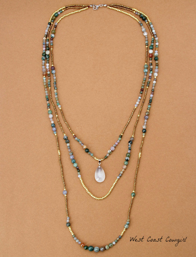 Angelina Multi-Layer Necklace