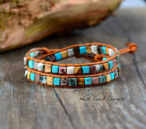 Natural-Stone-Leather-Wrap-Bracelet