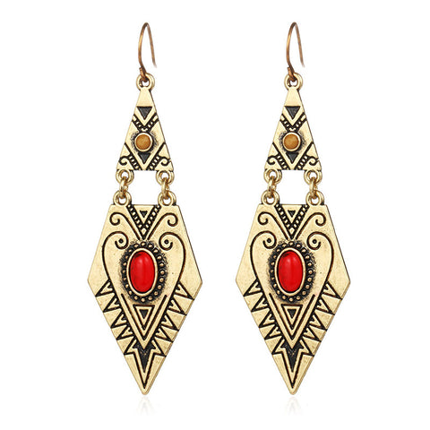 Native-American-Dangle-Earrings