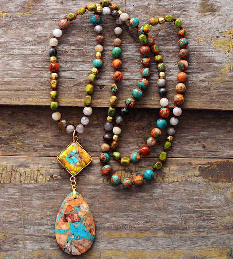 Quanah Necklace