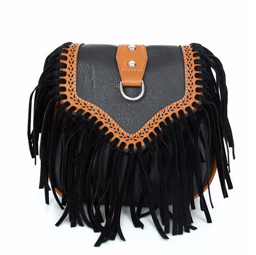 Brandy Small Chaps Handbag