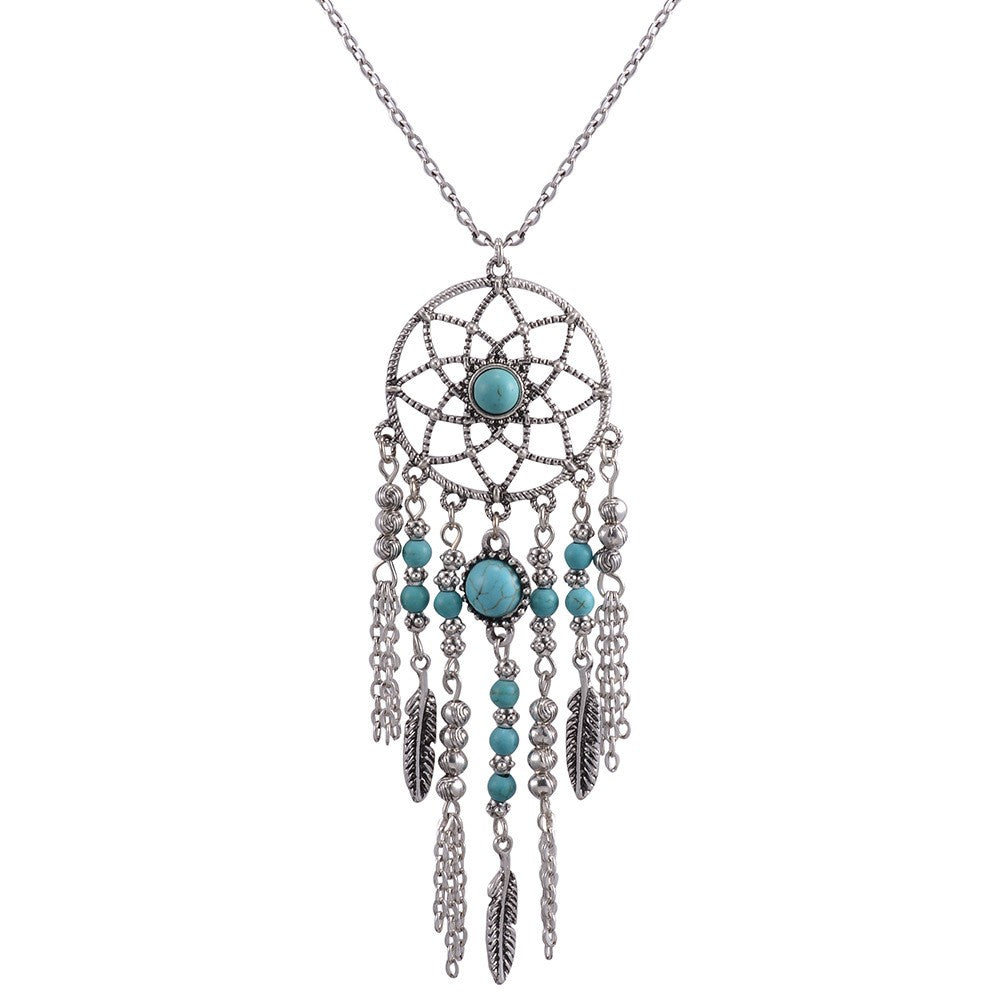 Halian Dream Catcher Necklace