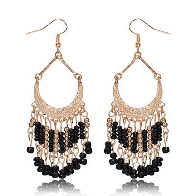 Kaya Golden Earrings