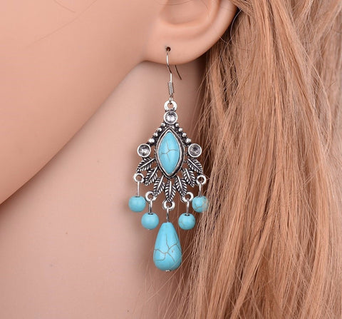 Simi Drop Earrings