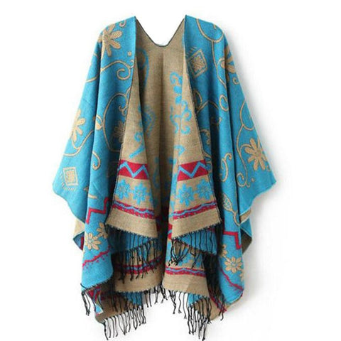 Faria Sweater Cape