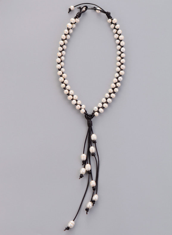 Nadetta Pearl Necklace