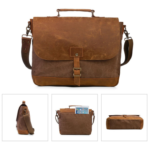 Carbine Laptop Briefcase