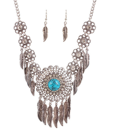 Behitha Jewelry Set