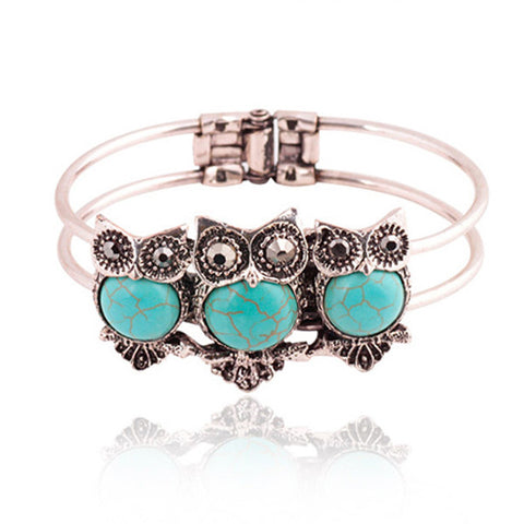 Dream Size Owl Bracelet
