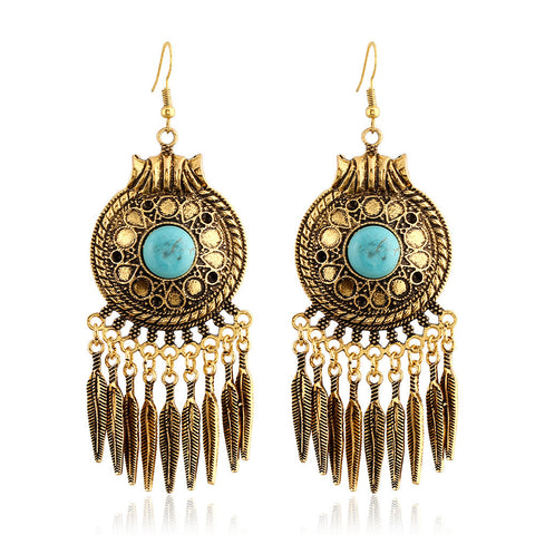 Zenyatta Earrings