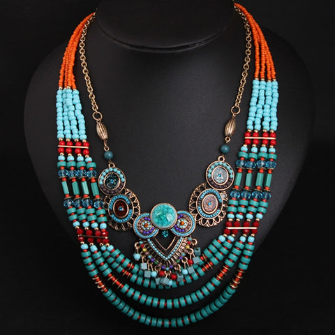 Walking Thunder Necklace