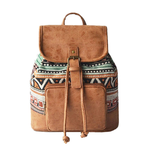 Easily carry your heavy load in style with this stylish backpack