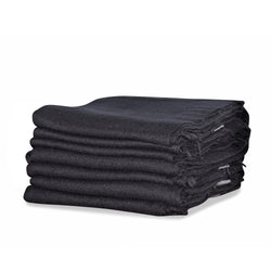 Cashmere Throw, Black