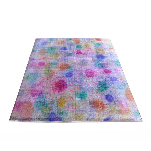 Multi-Color Rug