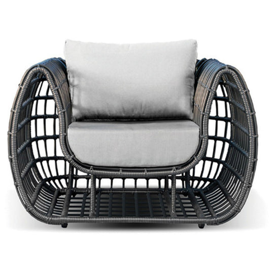 Grey Outdoor Chair