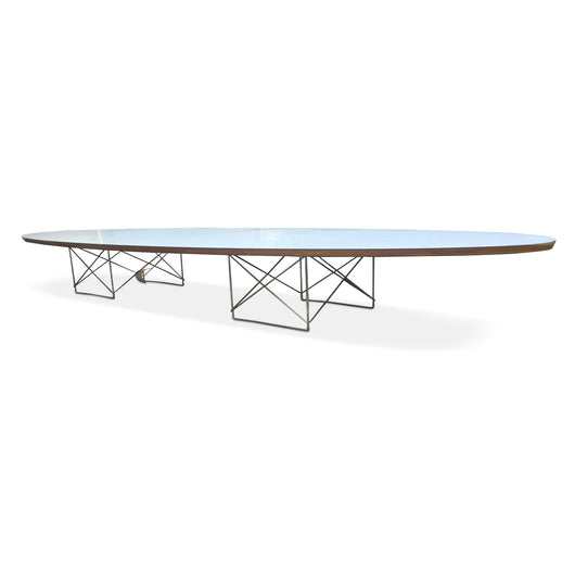 Vintage Eames Oval Table