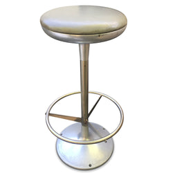 Pair of Metal Barstools