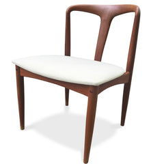 Set of Four Teak Chairs