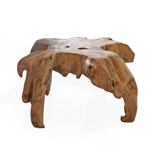 Bleached Root Table