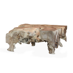 Bleached Square Root Table