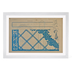 Framed French Patterns