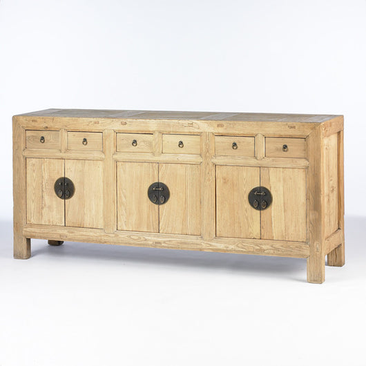 Chest With 6 Doors And 6 Drawers