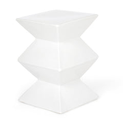 Zig Zag Side Table