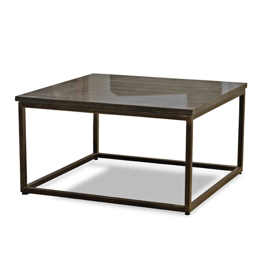 Square Stone Coffee Table