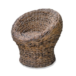 Woven Wicker Chair