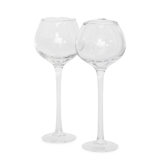 Large Belgian Wine Glass