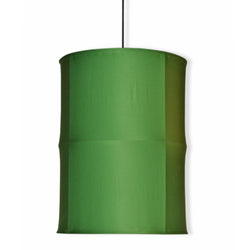 Green Fabric Light