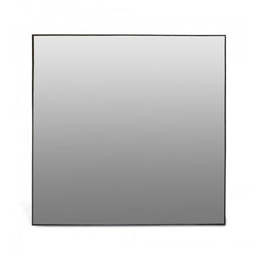 Antiqued Square Mirror