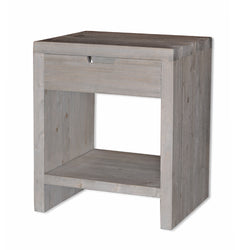 Reclaimed Elm Bedside Table