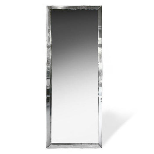 Narrow Glass Mirror