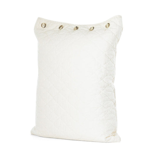 Natural Quilted Standard Pillow
