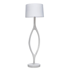 Urbino Floor Lamp In Natural